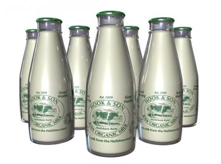 Hook & Son - raw milk fresh from the farm direct to your door