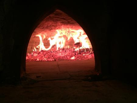 Wood fired oven - in a smoke control area?
